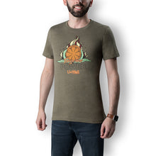 Load image into Gallery viewer, Tangerine Power T-Shirt - Unisex