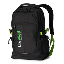 Load image into Gallery viewer, LivWell Laptop Backpack