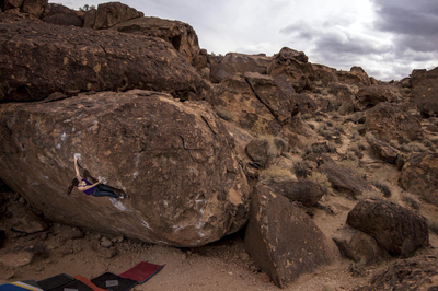 A Beginner's Bouldering Guide to Bishop, CA