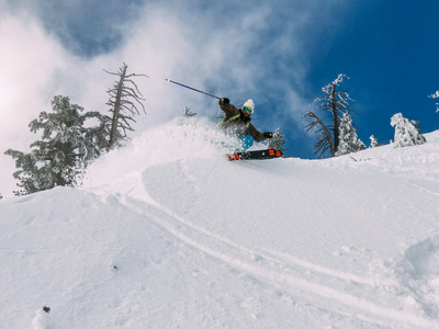 Where to Find the Best Backcountry Skiing in Tahoe