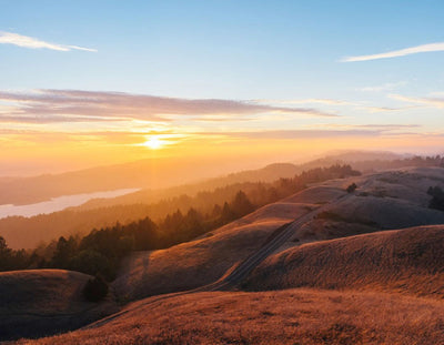 Tackle Mount Tamalpais by Bike