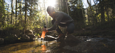 Backcountry Water Treatment & Safety