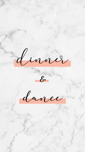 Dinner and Dance Outfits