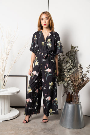 (BO) LUXE - Sierra Tropical Jumpsuit
