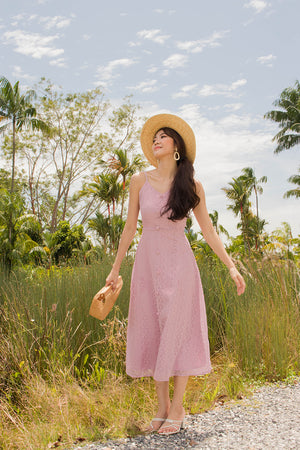 *PREMIUM* - Mavilia Dress in Lilac
