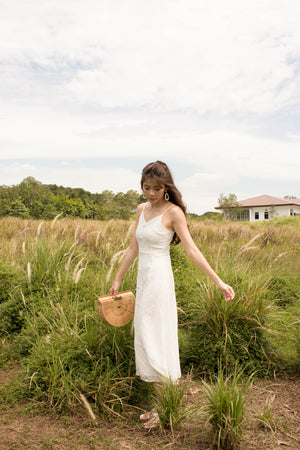 Load image into Gallery viewer, *PREMIUM* - Mavilia Dress in White