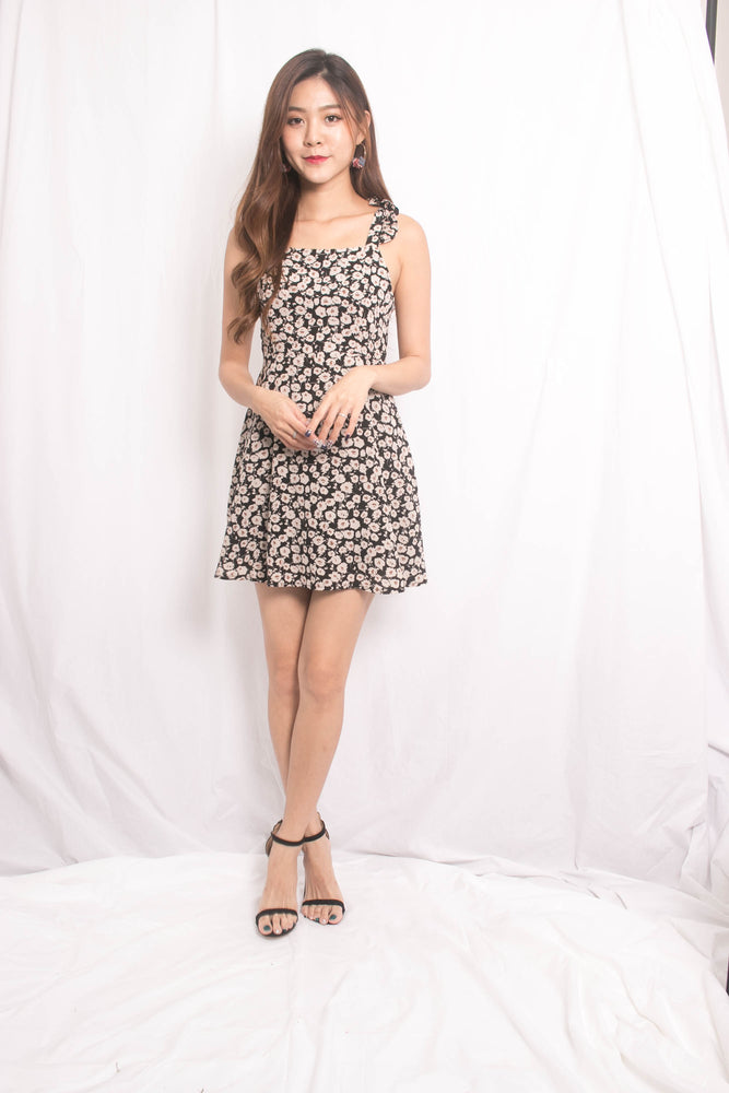 Load image into Gallery viewer, Chera Sunshine Floral Dress