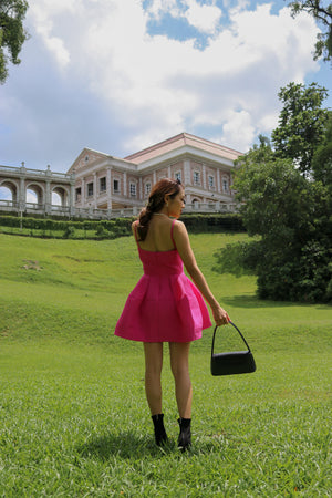 * LUXE * Allyssa Button Coat in Khaki