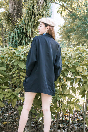 LUXE - Tesale Parka in Black