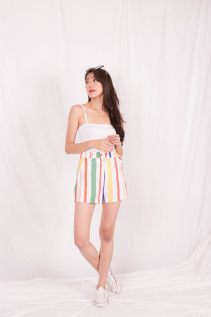 Load image into Gallery viewer, *PREMIUM* - Haelia High Waisted Shorts