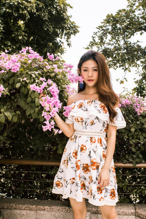 Ferlyna Floral Tube Dress