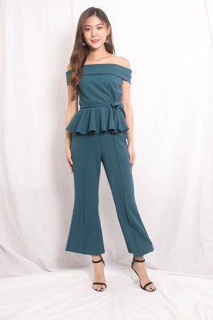 Tiffa 2 Piece Set in Teal
