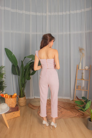 Load image into Gallery viewer, *PREMIUM* - Milia Pants in Pink - Self Manufactured by LBRLABEL