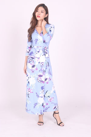 * LUXE * Stailer Floral Maxi Dress