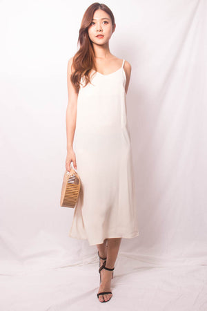 Niedra Cami Dress in Sand