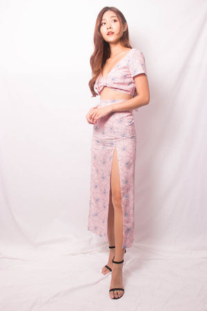 * LUXE * Jocia Floral Two Piece Set