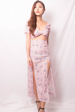 Load image into Gallery viewer, * LUXE * Jocia Floral Two Piece Set