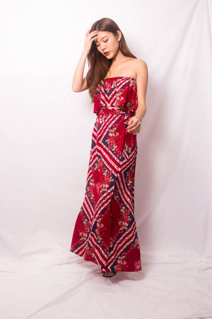 Arethea 2 Piece Printed Set