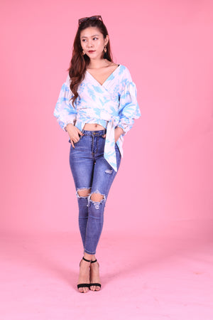 Feariesa Printed Top