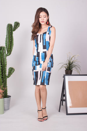 Nejala Printed Dress