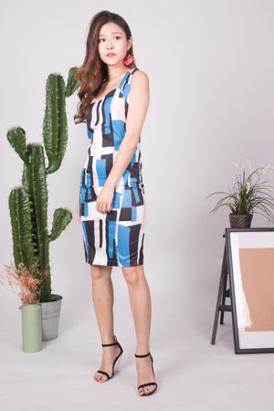 Load image into Gallery viewer, Nejala Printed Dress