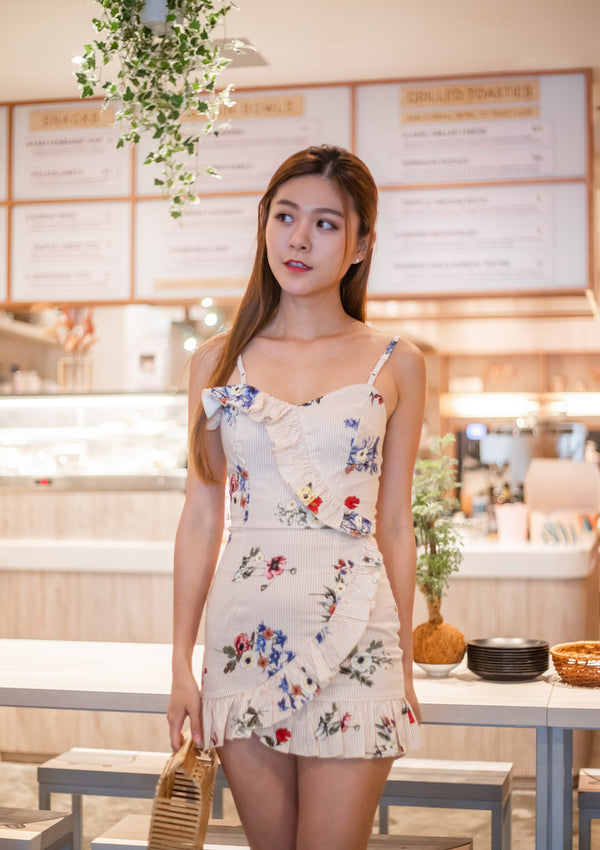 Nallie Floral Dress