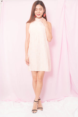 Pellsa Oriential Dress in Pink