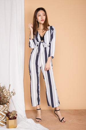 Genesis Stripes Jumpsuit
