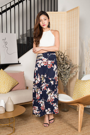 Hermoina Skirt in Navy