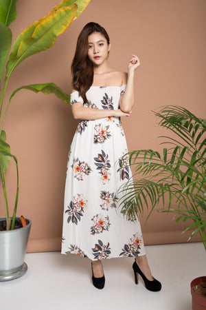 (BACKORDER) Lestina Floral Dress