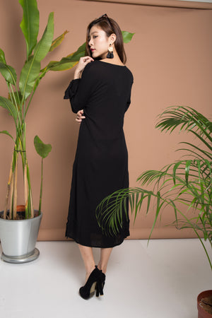 Berea Embroided Maxi Dress