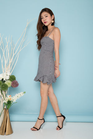Mckayla Gingham Dress