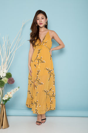 LUXE - Vealla Sunshine Floral Maxi Dress