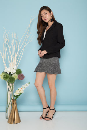 Rowan Corporate Blazer in Black