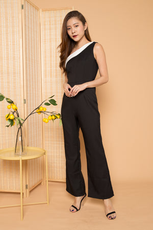 LUXE - Grayson Toga Jumpsuit