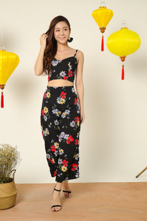 Akino 2 Piece Floral Set