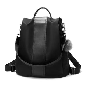 New 2020 Women's Leather Backpack
