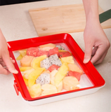 Reusable Food Tray - Awesome Zero-waste Tray