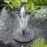 Spring Solar Powered Bionic Fountain