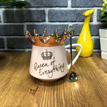 Queen of Everything Mug