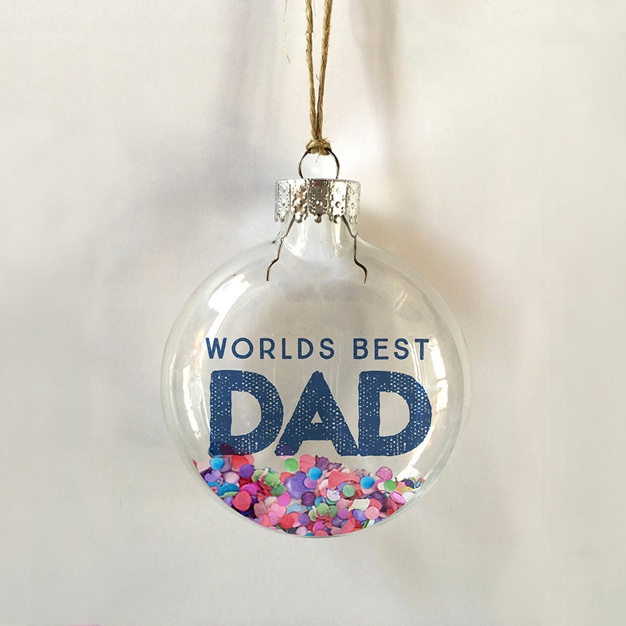 best dad confetti