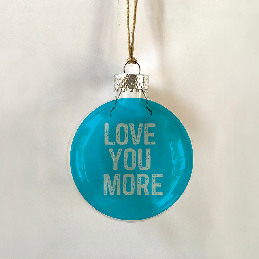 love you more blue
