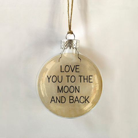 moon and back vintage
