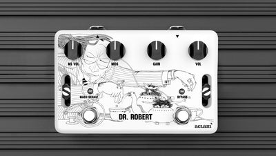ACLAM announces the Dr. Robert, based on the legendary Vox UL730 amp.