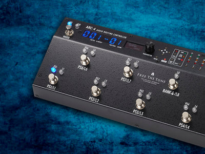 The flagship model of Free The Tone's ARC Series has been reborn as the ARC-4.