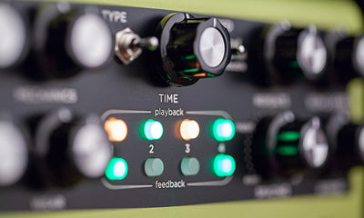 Strymon announces the Volante, an outstanding Tape machine.