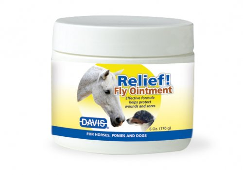 Davis Relief! Fly Ointment, 6 oz.