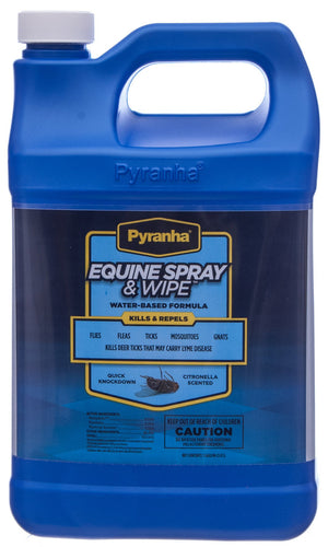 Pyranha Spray & Wipe Water Based