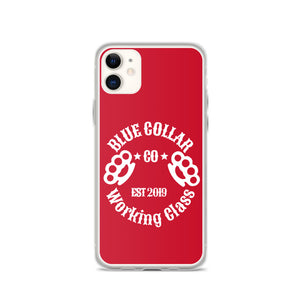iPhone Case - Blue-collar working class
