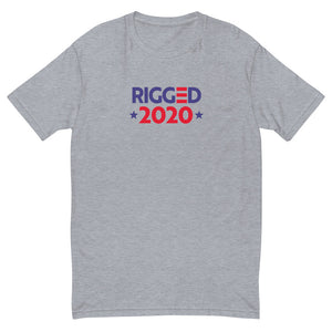 2020 Rigged Election  Short Sleeve T-shirt